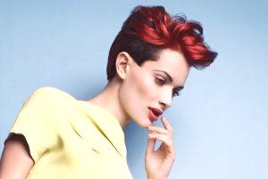 Coupe de cheveux Garson: photo