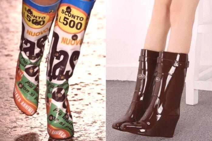 f6d8400241 Dámske gumové čižmy - štýlové  fotografie