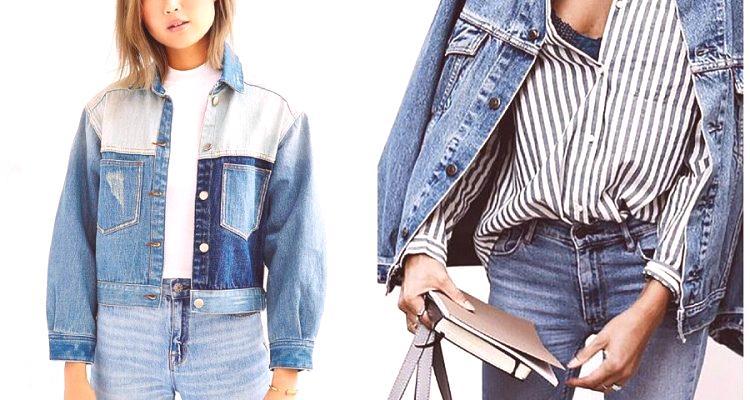 3c0c5765a1fc Chcete nosit v roce 2019 nejmodernější džínové bundy  Pak byste měli vědět