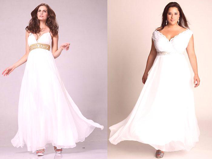 6a265caf8635 Svadobné šaty v gréckom štýle