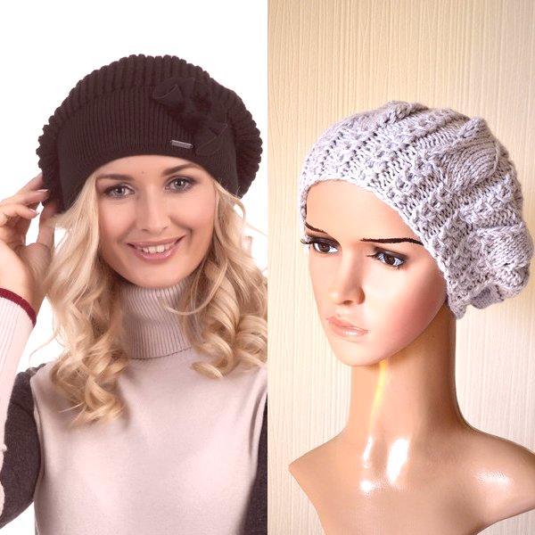 57de6df29d15 Pletené klobúky pre ženy nad 50 rokov - je to vhodné