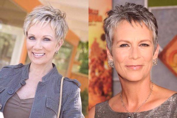 Fryzury Dla 60 Letnich Kobiet Stylizacja Mody Trendy 2019