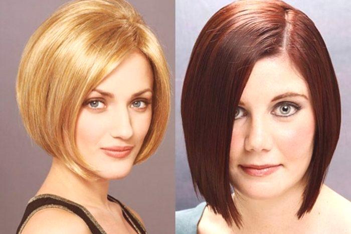 Fryzury Dla średnich Włosów Bez Huku Kobiety Moda Zdjęcie