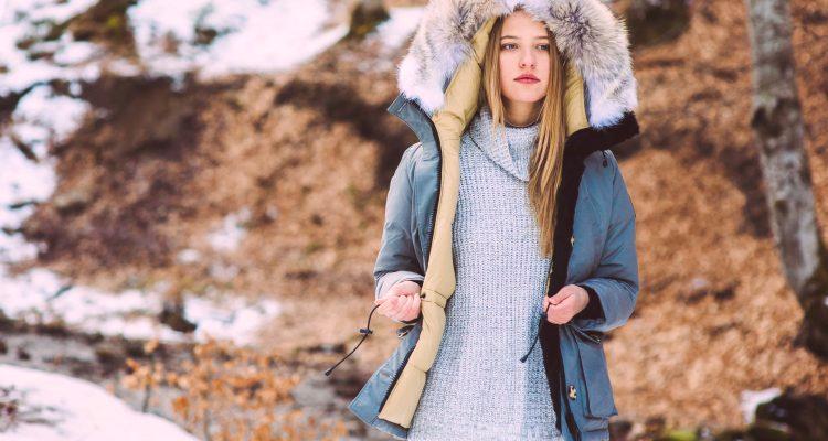 22eca0ef4335 Móda pre vrchné odevy v roku 2019 navrhuje kombinovať pohodlie a krásu v  zime. Ak chcete byť teplý a útulný
