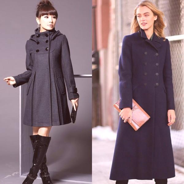 ce4ae4a3b0d8 Pozrite sa na fotografiu modelu a štýlov módnych dámskych kabátov-2018 a  možnosti ich kombinovania s inými odevmi a obuvou
