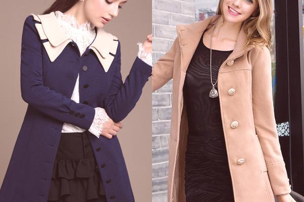 ad1d7c638797 Trendový módny kabát na jeseň a na jar roku 2019  fotografia ...