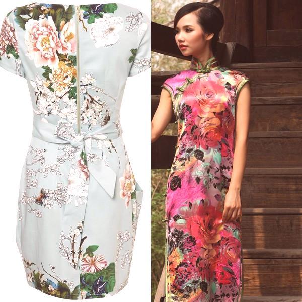 598bda326861 Dlouhé večerní šaty v orientálním stylu jsou spojeny s luxusem a  rafinovaností .