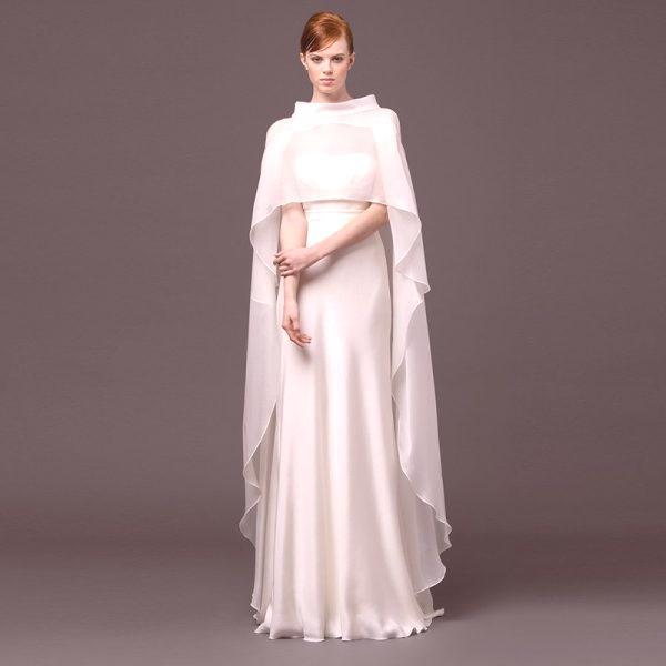 88a07f5e8cc0 Svadobné šaty 2019  módne trendy