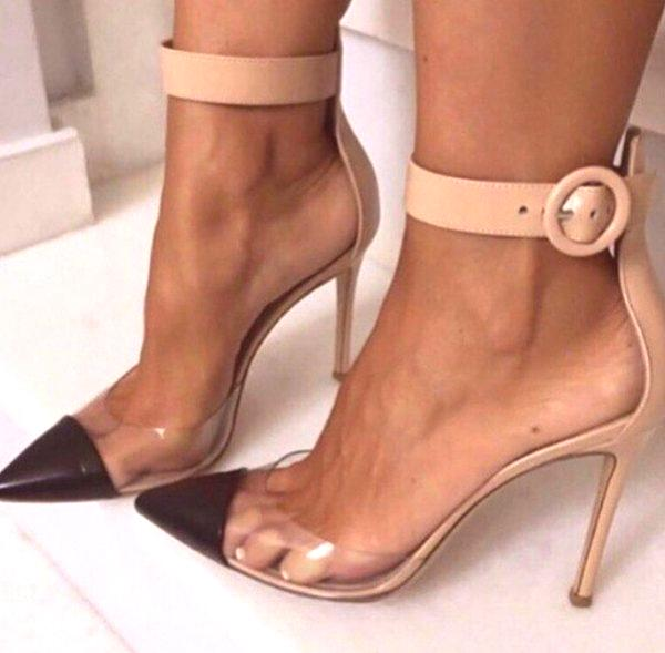 ff9fc8829f6f Moderné sandále 2019  trendy