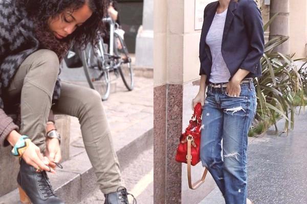 7630ea74c411 Módne topánky upchávky pre 2019  na fotografii sú ženské modely
