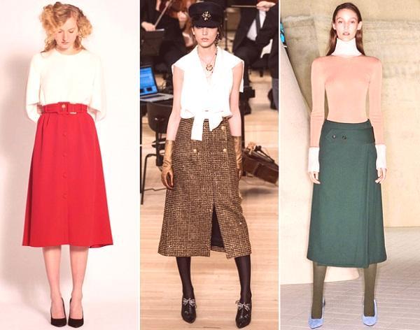390e529bec45 Letné sukne v roku 2019  módne trendy