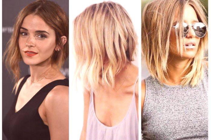 Rozdarta Fryzura Dla średnich Włosów Zdjęcia Pomysły Trendy