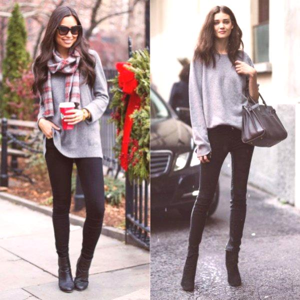 733d880c8176 Dlhosrsté ženy módy by sa určite mali vyskúšať na módnych 7 8 chudých