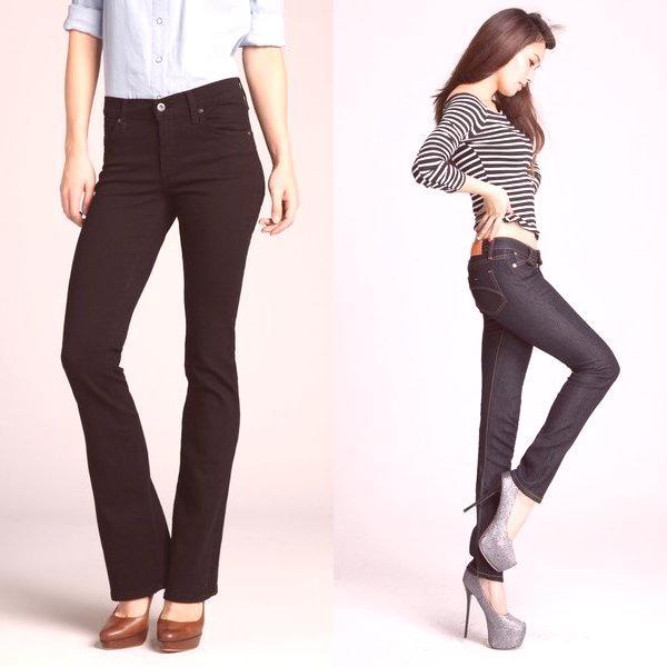b8da2be005b Moda de jeans de mujer para 2019  en la foto de moda denim primavera ...