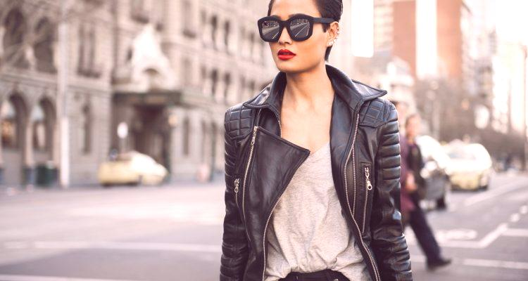 d597822aa779 Módna kožená bunda v roku 2019 musí byť nevyhnutne v šatníku každej ženy. A  tu nejde len o to