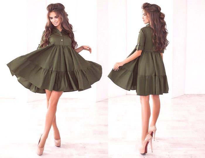 3243340609d2 Krásne šaty s vysokým pásom