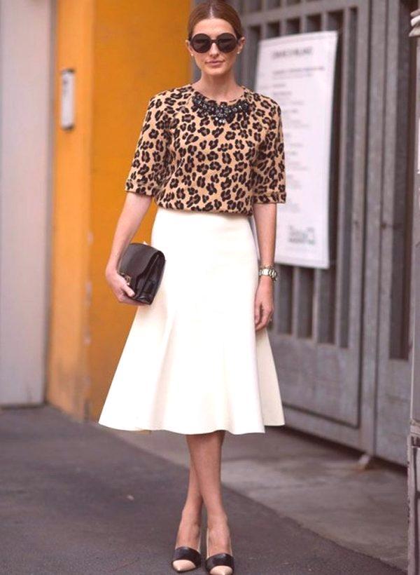 9250cd13c9e7 Roční sukně je ideální pro ženy s hruškovým typem
