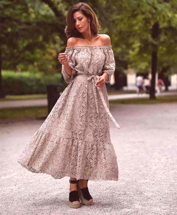 Modne Ljetne Haljine 2019 Stilovi Trendovi Fotografije