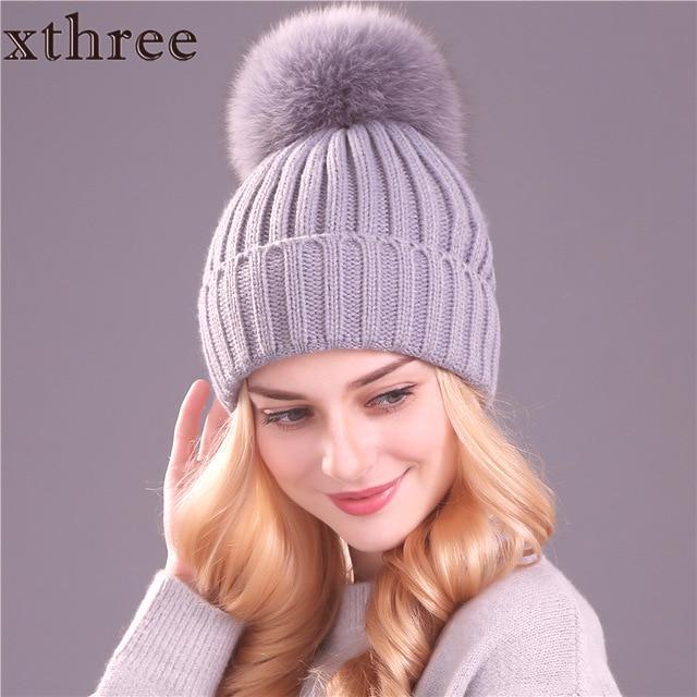 d92e904d8 Módne pletené čiapky pre ženy pre rok 2019: na fotografii modelu pre ...