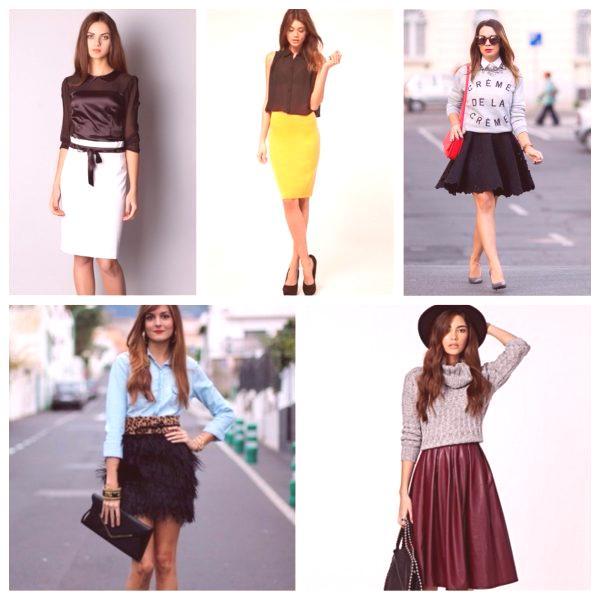 eda68cf90c09 Dizajnéri sa rozhodli potešiť fashionistas pridaním rôznych modelov sukní  do svojich zbierok