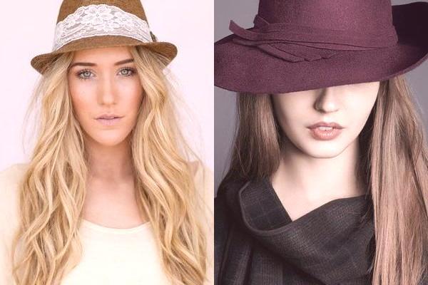 60c7f0c1d Ako správne nosiť klobúk v roku 2019: foto - s čo nosiť modely so ...