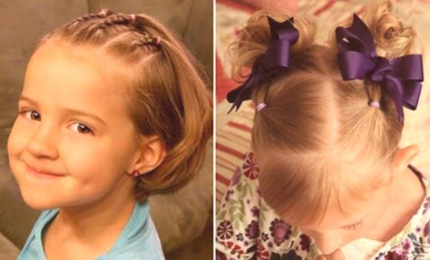 Fryzury Na 1 Września Dla Dziewcząt Zdjęcia
