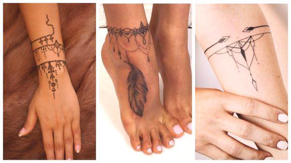 Fashion Tattoo 2019 Dla Dziewczyn Stylowe Trendy
