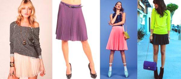 bb209de0b4cf Kožené sukne vyzerajú skvele s prestavbami