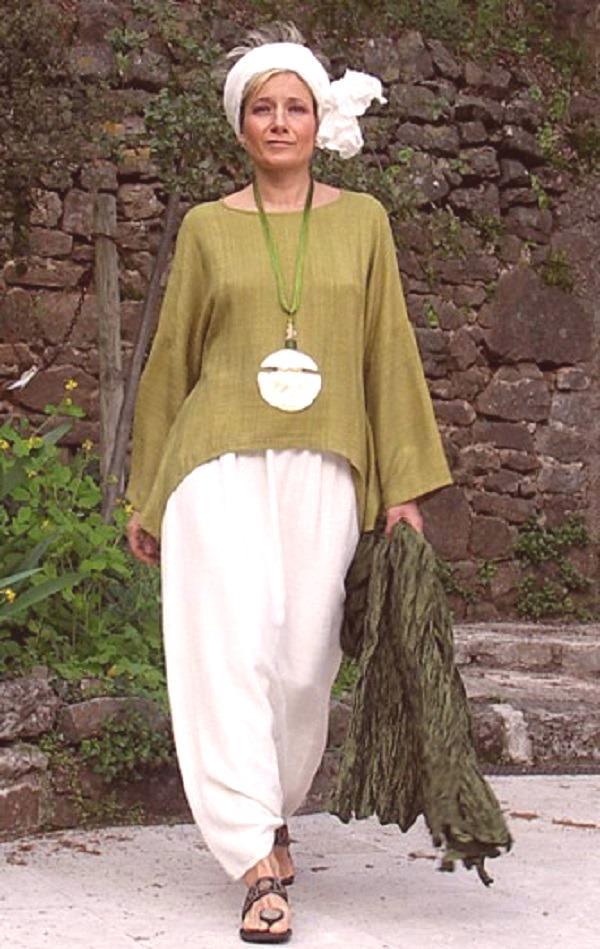 e065fa4922 Nohavice pre obézne ženy nad 50 rokov  fotky