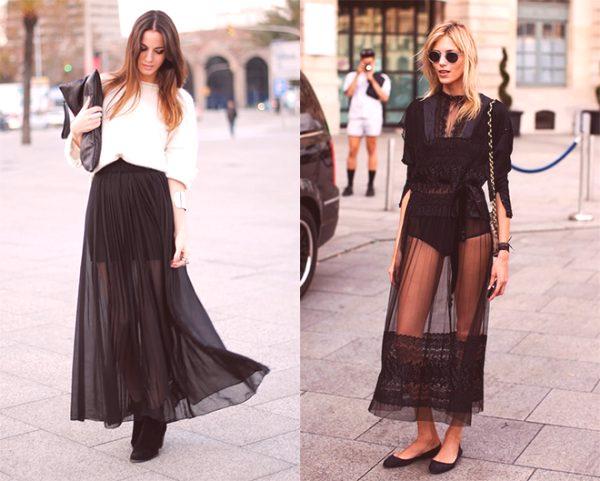 90aa4fdbf7 Faldas 2019  tendencias de moda