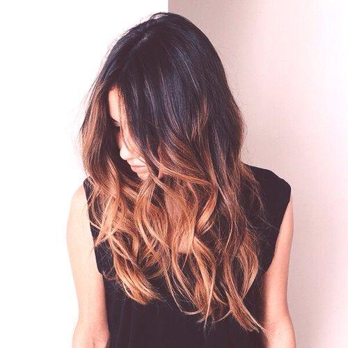 Modne Barwienie 2019 Dla średnich Włosów Trendy Zdjęcia