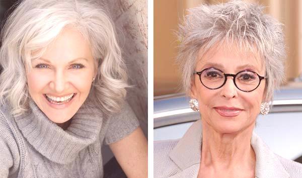 Slike starijih gospođa