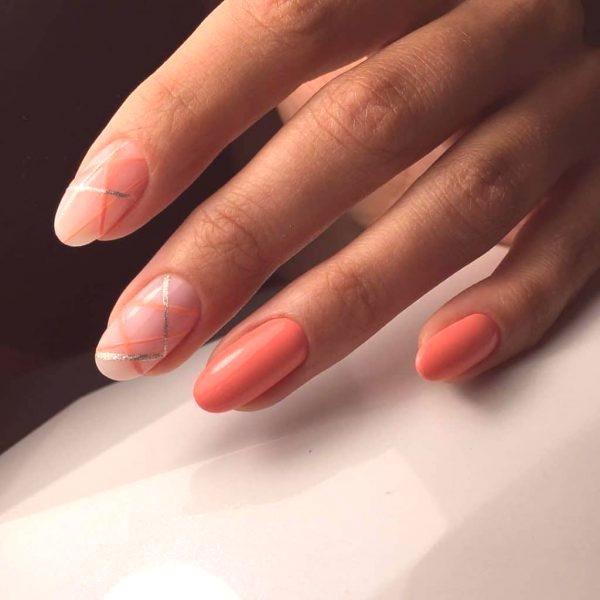 001a308b69ae Jednoduchosť a minimalizmus sú hlavnými smerujúcimi trendmi v roku 2019  vrátane dizajnu manikúry. Výber správneho odtieňa korálovej farby nielenže  ...