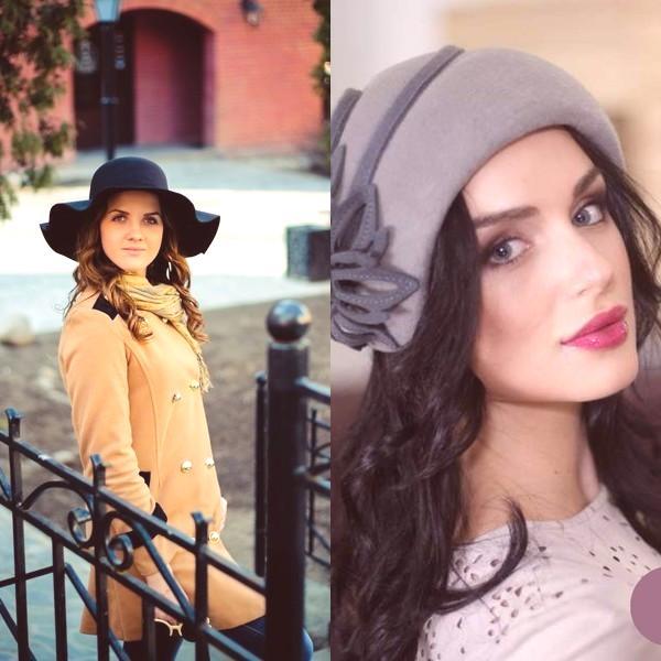 bd6eee007e39 Medzitým sa pozrite na fotografické príklady úspešného výberu elegantných  klobúkov pre staršie ženy nad 50 rokov
