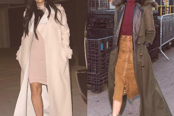 ea684391 Abrigos de moda para otoño e invierno 2019: la foto muestra estilos ...