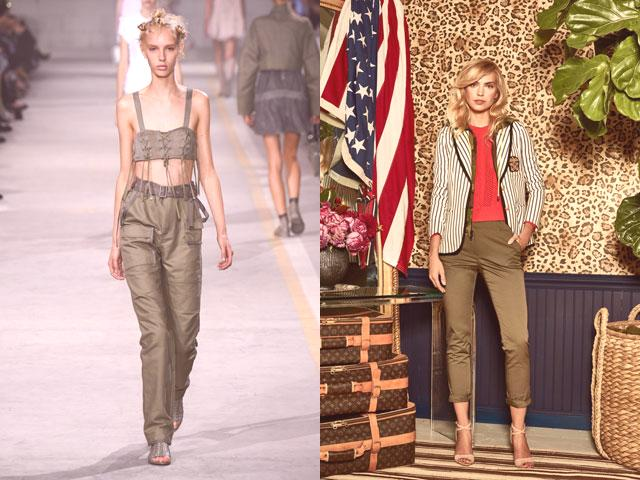 9f2d2f0e942f Dámske nohavice v roku 2019  módne trendy