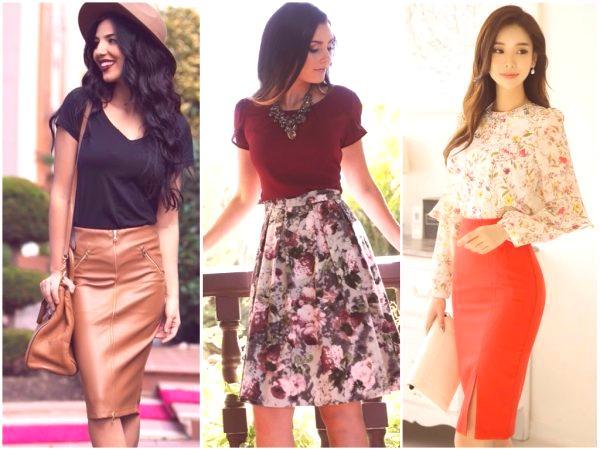 eaa0dfb4043a Základné módne trendy sukní v roku 2019