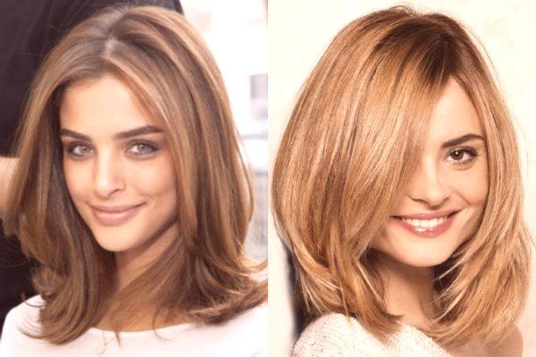 Kaskada Fryzury Na średnich Włosach Trendy W Modzie