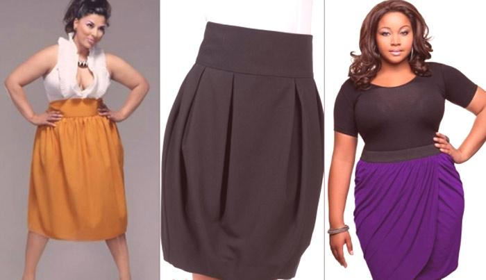 mejor sitio web f762d 507a8 Qué estilo de falda es adecuado para las caderas anchas?