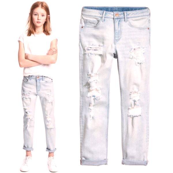 679033206104 Tieto nohavice sú štýlové nielen pre dospelé ženy