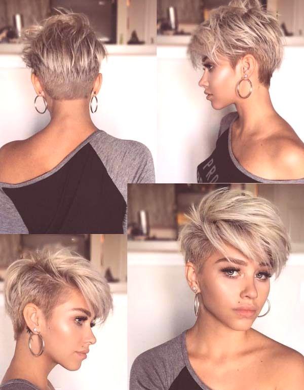Kolorystyka Do Jasnobrązowych Włosów Zdjęcie Na Krótkie