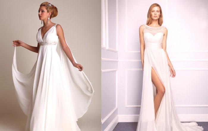 d01028d2eb03 Módne šaty v gréckom štýle
